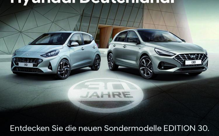 30 Jahre Hyundai Deutschland