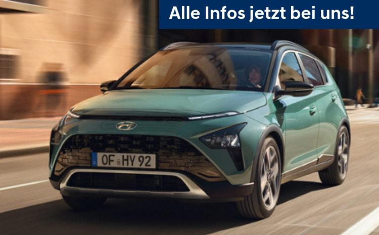 Der neue Hyundai BAYON